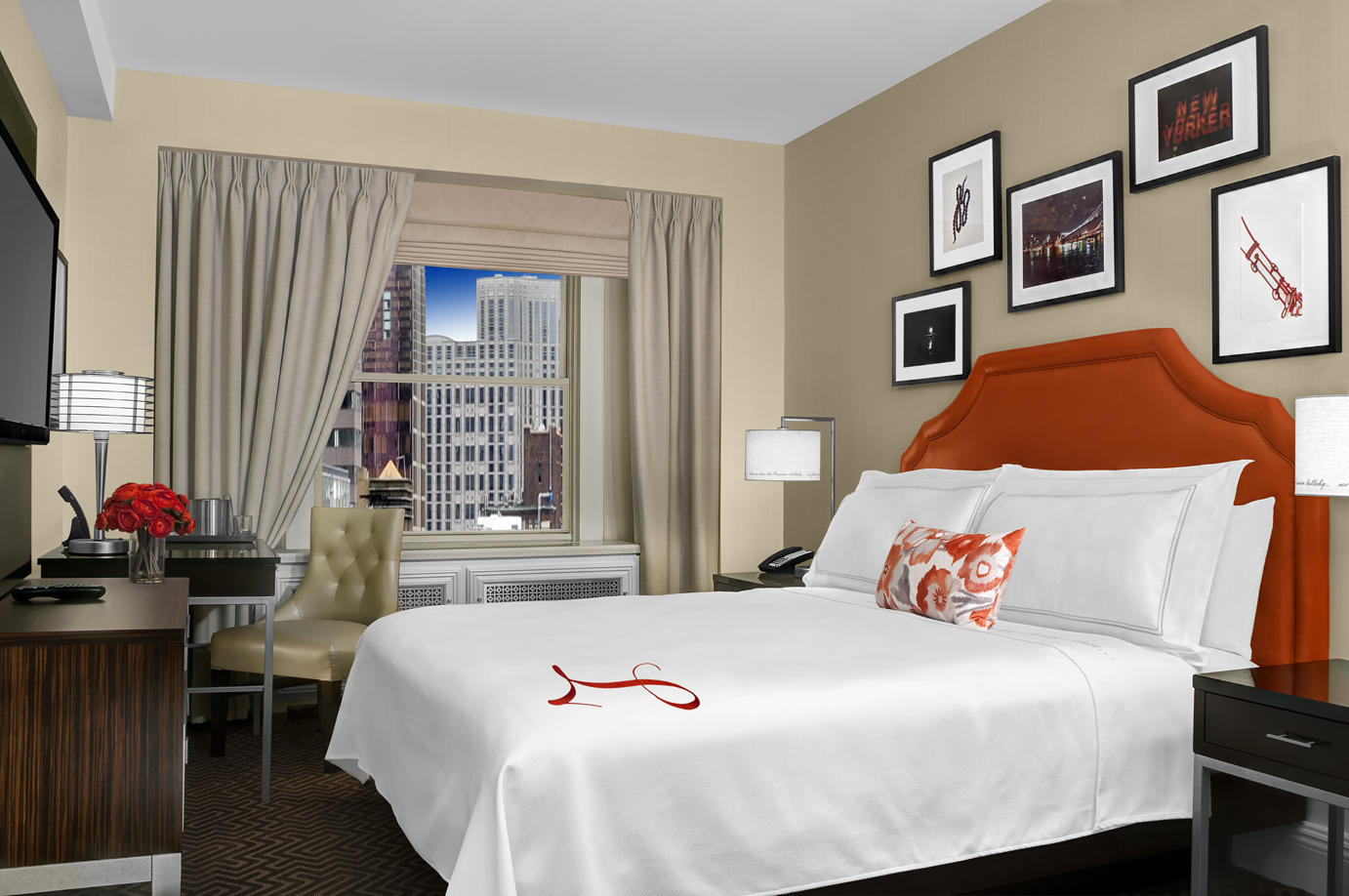Hotel Room For  Nyc