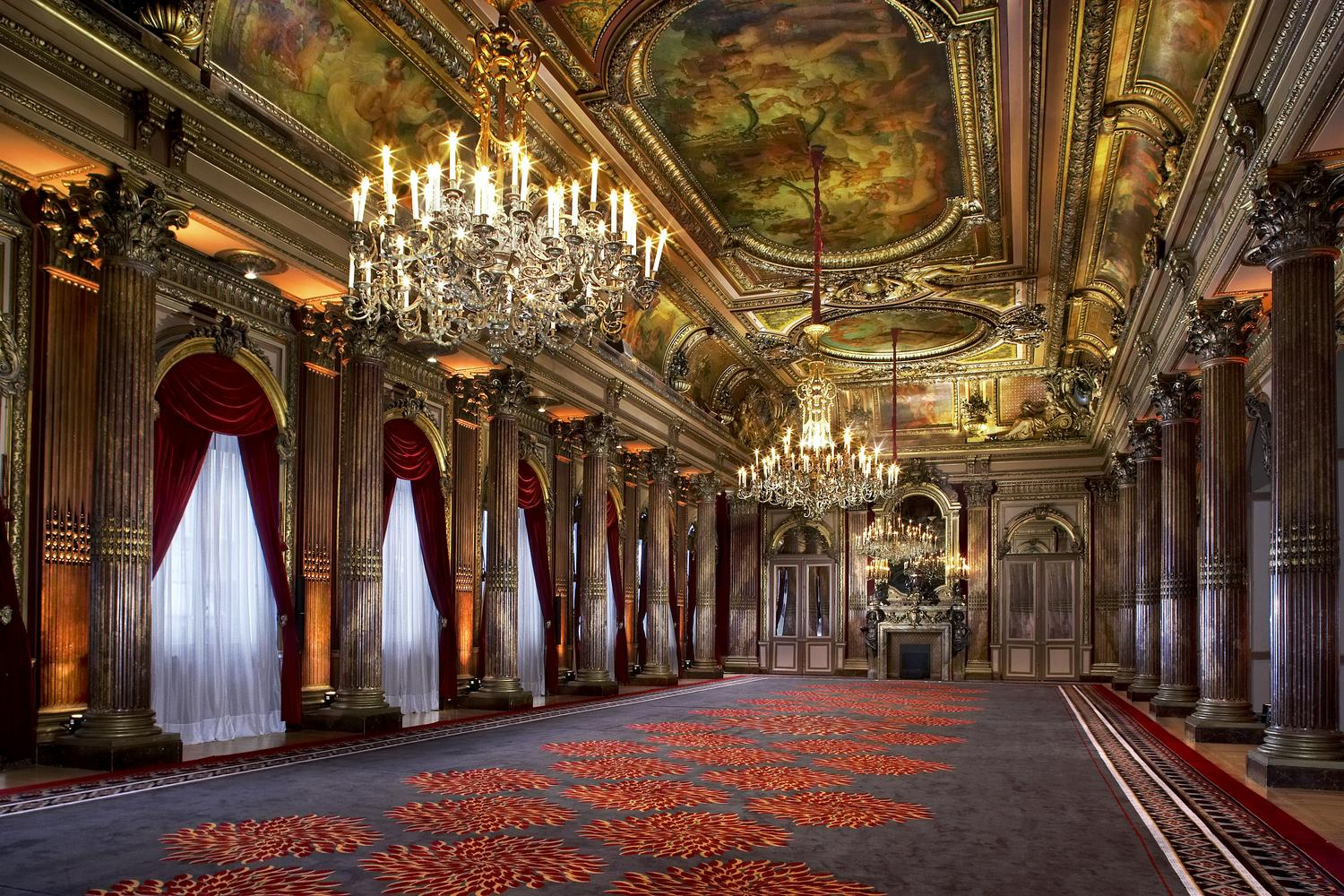 Hotel the westin paris salon imp rial for Salon a paris