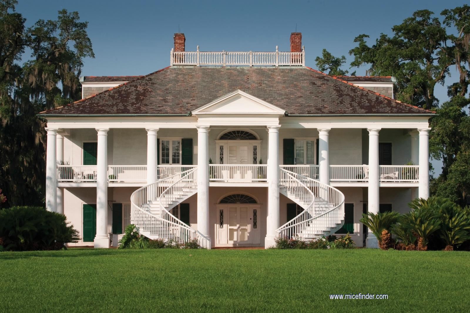 Event Center Louisiana Evergreen Plantation