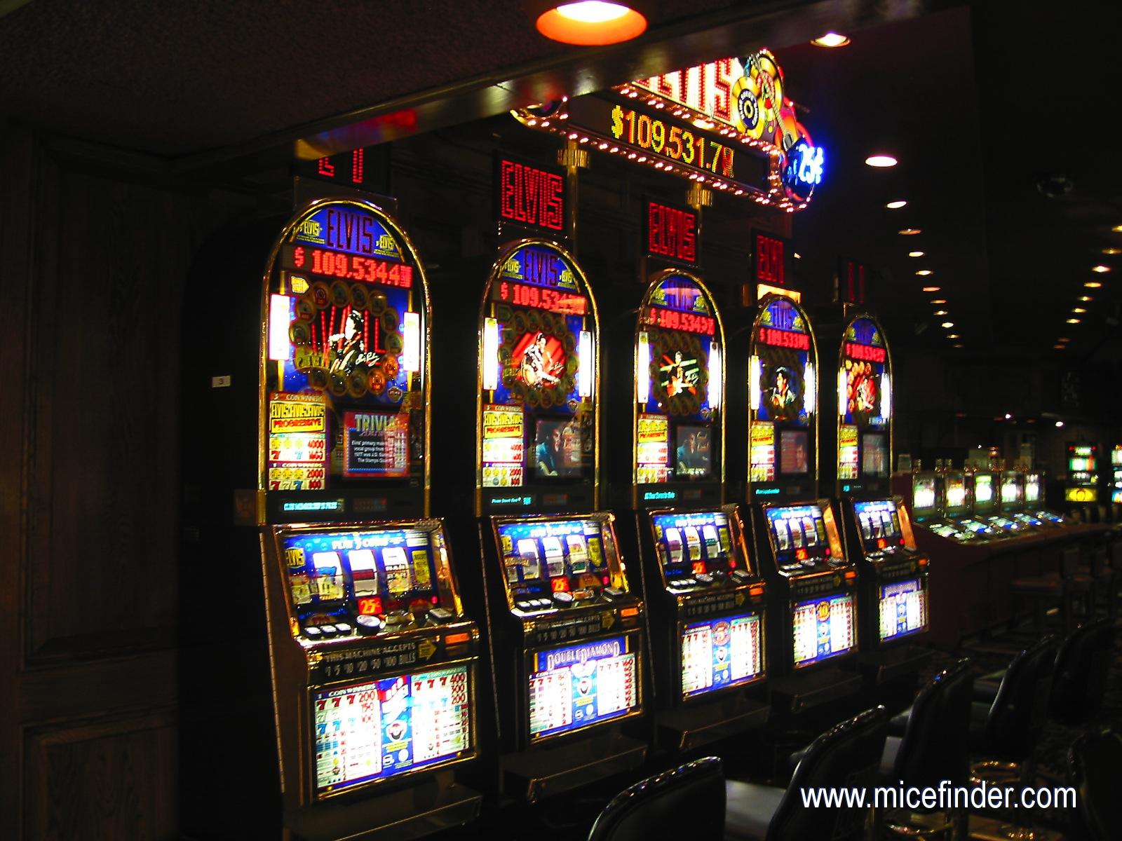 Las vegas slot machine how to play